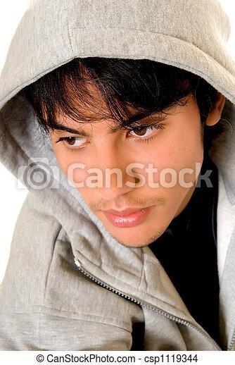 Teenager boy - csp1119344