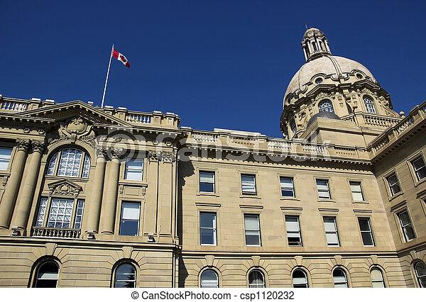 Alberta Legislature - csp1120232