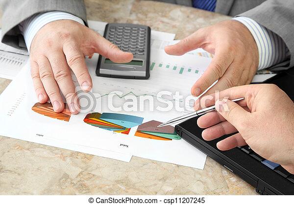 Analyzing Data  - csp11207245