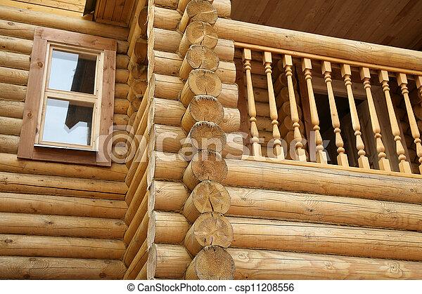 rural house - csp11208556