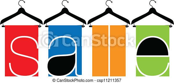 Kleiderständer clipart  Clipart Vektor von kleiderbügel, abbildung, kleidung ...