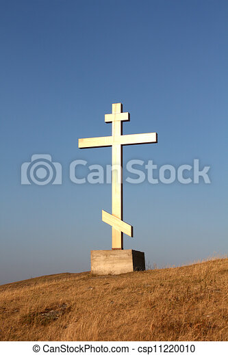 religion cross on the hill - csp11220010