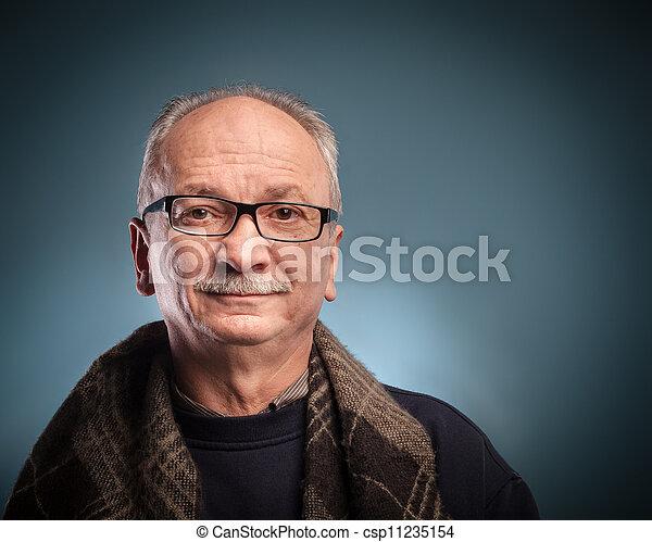 elderly man - csp11235154