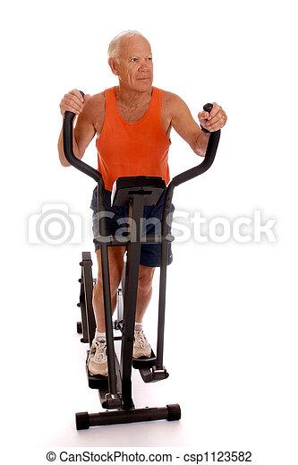 Senor Workout - csp1123582