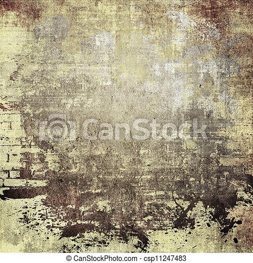 dark vintage retro background