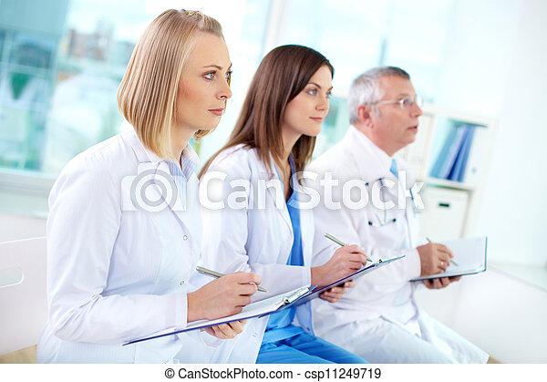 Medical education - csp11249719
