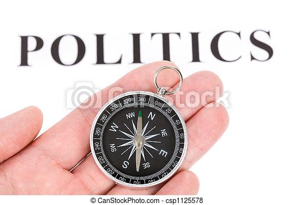 titular, política, compás - csp1125578