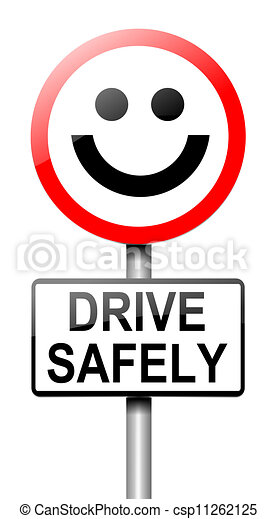 Safe Driving Concept 11262125 on Insurance Icon Clip Art