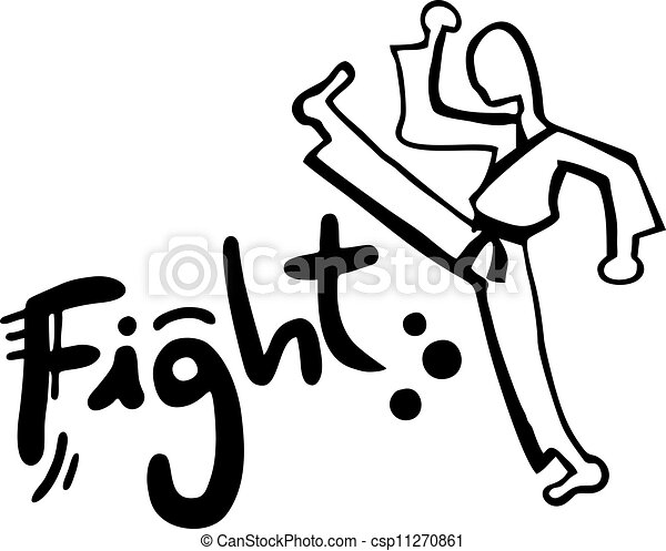 49187820904271980 additionally Faust Silhouette 10995704 as well Bengal Tiger additionally Kick Fight 11270861 further Kick boxing. on cartoon karate