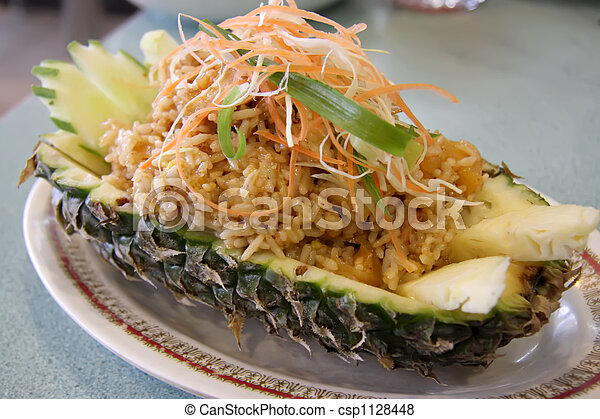 Pineapple rice - csp1128448