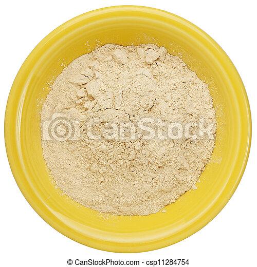 maca root powder  - csp11284754