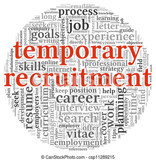 what is a temporary position