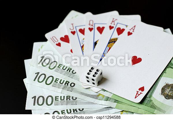 Gambling - csp11294588