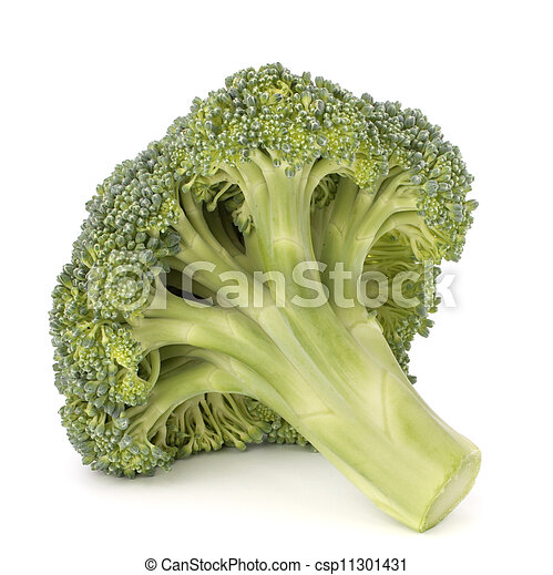 Broccoli vegetable - csp11301431