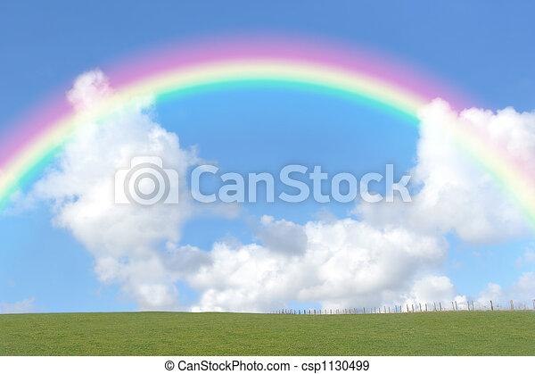 Rainbow Beauty - csp1130499