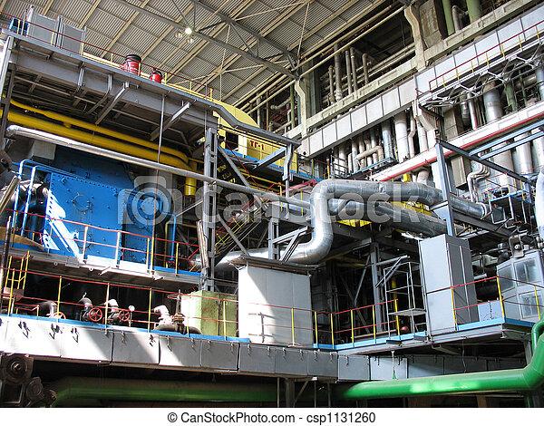 Electric power generator - csp1131260