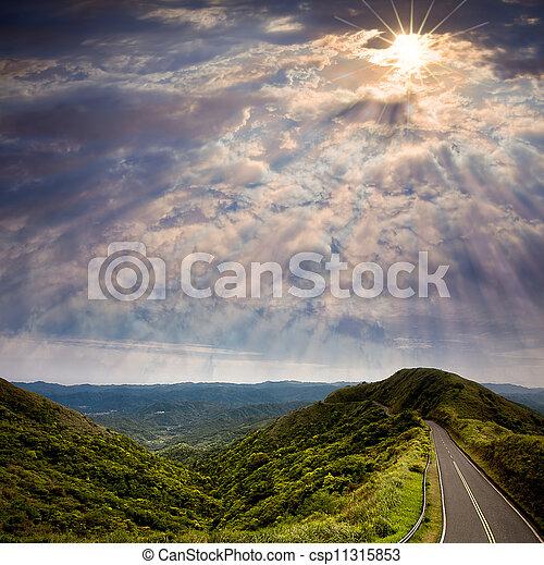 Way to beautiful place - csp11315853