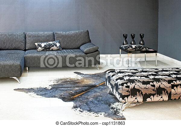 Minimalism couch - csp1131863