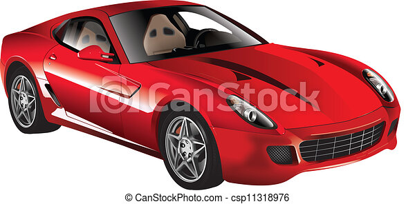 Sports car Vector Clipart Royalty Free. 20,680 Sports car clip art ...