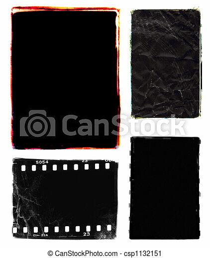 Photo edges and frames - csp1132151