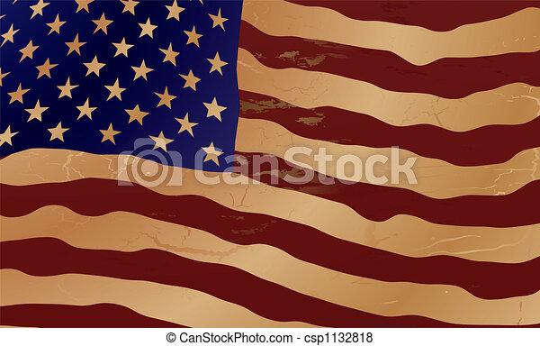 old us ripple flag - csp1132818