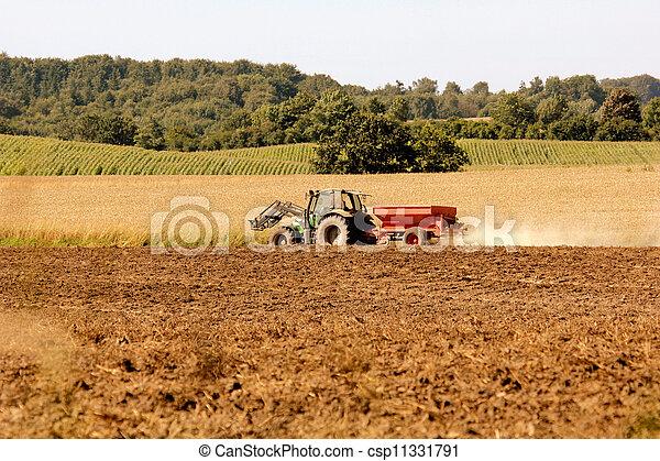 landwirtschaft - csp11331791