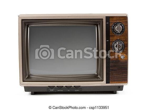 Television - csp1133951