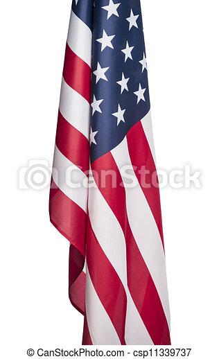 United States of America flag - csp11339737