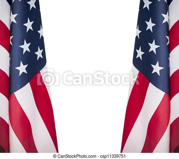 United States of America flag - csp11339751