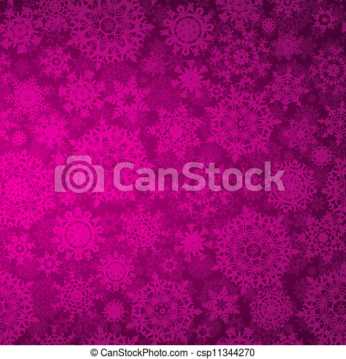 Seamless purple christmas texture pattern. EPS 8 - csp11344270