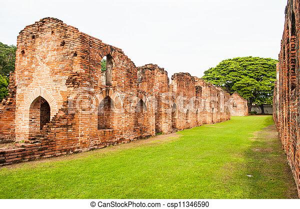 Historic Site - csp11346590