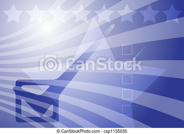 USA elections - csp1135035