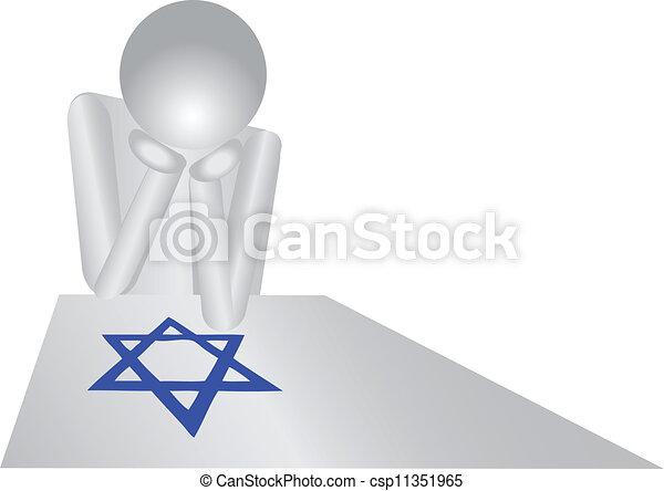 Religion Judaism - csp11351965
