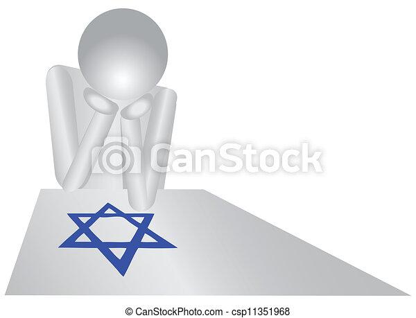Religion Judaism - csp11351968