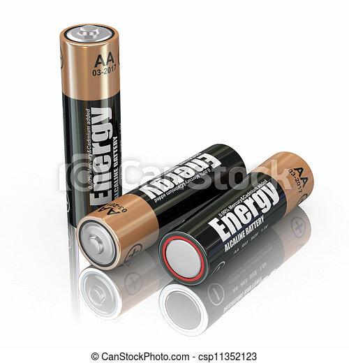 Energy battery - csp11352123