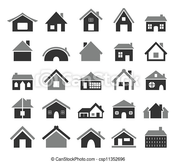 Home icon - csp11352696