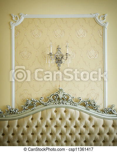 Luxury Interior Detail - csp11361417