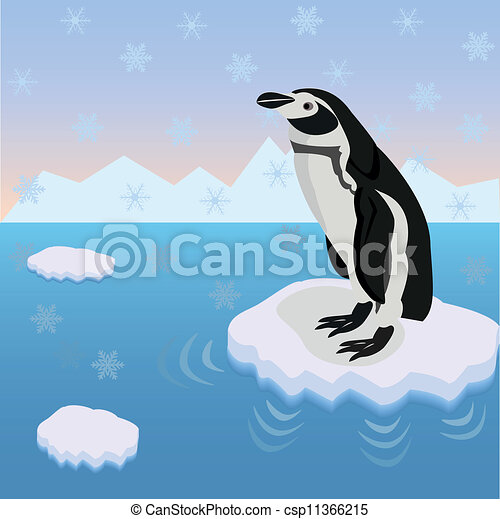 ice pinguin