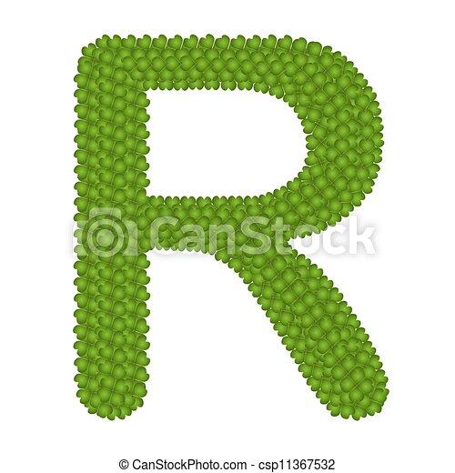 R Alphabet Animation Letter r alpha