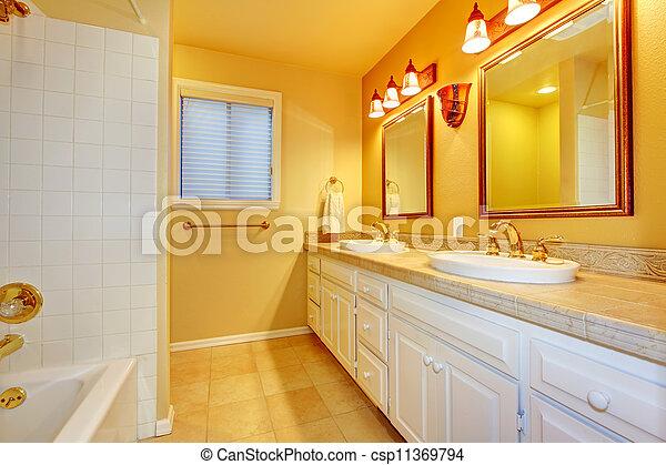 Archivi fotografici di bagno gabinetto oro pareti - Rubinetteria bagno bianco oro ...