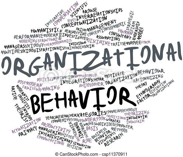 '' how organizational behaviour can help By making the effort to apply organisational behaviour principles within the workplace, organisations can help themselves to be more successful organisations should.