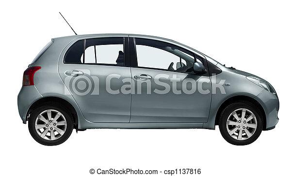 stock bild von klein auto klein japanisches silber auto auf csp1137816 suchen sie. Black Bedroom Furniture Sets. Home Design Ideas