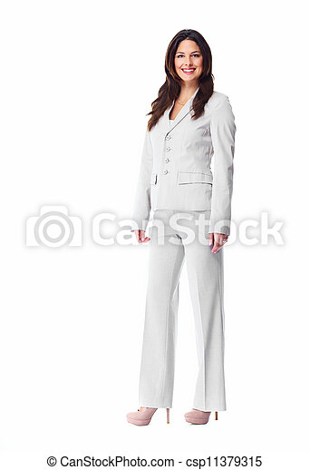 Business woman. - csp11379315