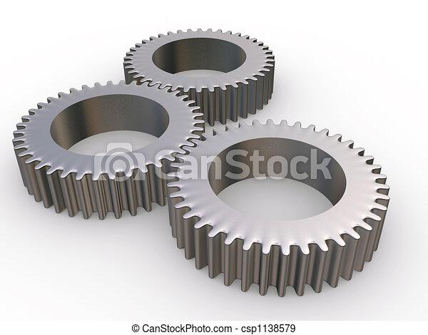 Gears - csp1138579