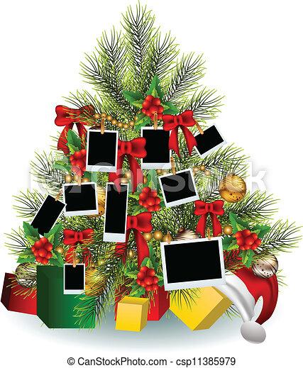 Christmas tree Illustrations and Clip Art. 154,292 Christmas tree ...