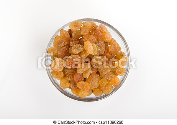 Raisins or black currant - csp11390268