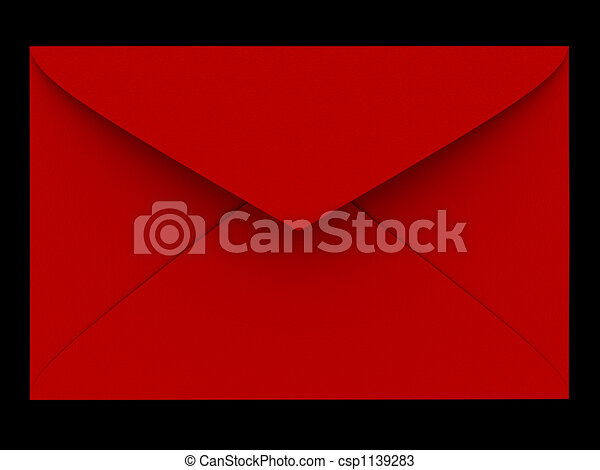 Red envelope - csp1139283