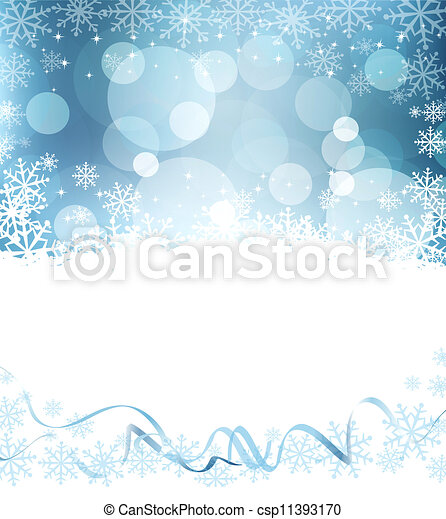 abstract  New Year's Eve, Christmas background - csp11393170