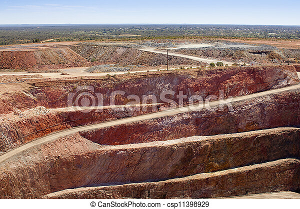 Mining Australia - csp11398929