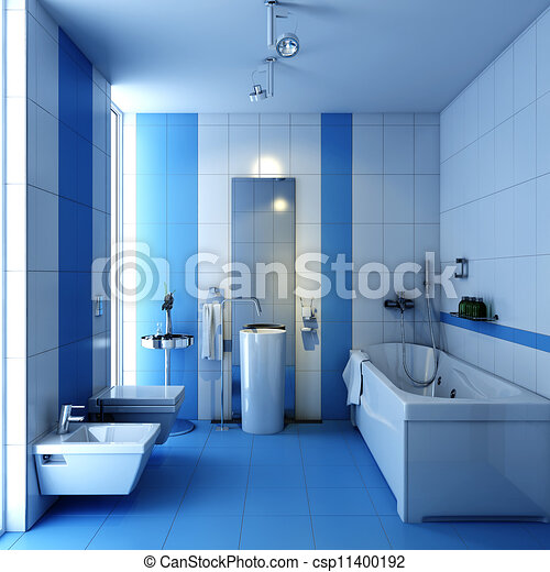 Stock illustration of bathroom wc with wash tub 3d for 3d bathroom drawing